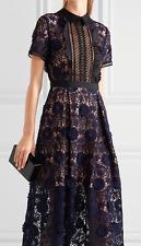 SP Lila Floral Lace Runway Dress Size 6