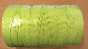 Guy Rope / Guyline - Hi-Viz Yellow - 500m Roll - 6999480