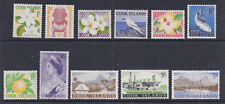 Cook Islands 1963 Mint MLH Definitives Flowers Fruit Ships Queen Elizabeth Ships