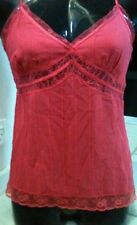 Evening, Occasion Tank, Cami Dry-clean Only Solid Tops & Blouses for Women