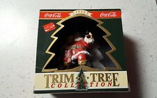 Coca Cola Trim-A-Tree Collection Things Go Better With Coke Ornament. Brand New.