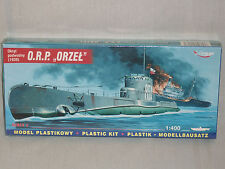 "Mirage 1/400 Scale O.R.P. ""Orzel"", Polish Submarine 1939 - Factory Sealed"