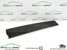 VW GOLF MK6 NEW 5-DOOR PASSENGER SIDE FRONT DOOR TRIM B-PILLAR FRAME COVER 09-12