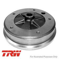 Genuine TRW Rear Brake Drum - DB4015