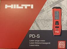 Hilti Pd-S Laser Meter
