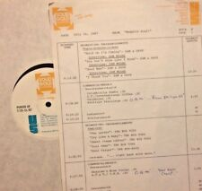 RADIO SHOW: 7/30/87 MEMPHIS SOUL! SAM & DAVE, BOX TOPS, BOOKER T, WILSON PICKETT