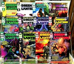 GREEN LANTERN Season Two #1 - #12 DC COMICS Full Set 2020 HAL JORDAN DOOM NM
