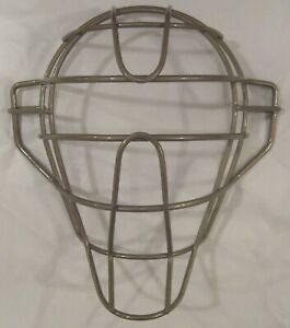 Wilson Titanium Umpire Mask Cage WTA3009TI New w/Out Pads: Nice!