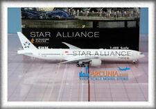 "Phoenix 1:400 Singapore Airlines Boeing 777-300ER ""Star Alliance - 9V-SWM"" 4269"