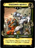 Conan Core CCG TCG Card #044 Telling Blow
