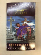 Dr. Who New Adventures: Damaged Goods by Russell T. Davies (1996, Paperback)
