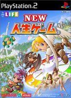 PS2 / Sony Playstation 2 Spiel - New Jinsei Game JAP nur CD