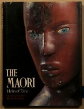 The Maori-Heirs of Tane by Lewis and Forman 1982 1st edition