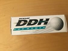 Ddh Beyond Distance For Woman Package Of Golf Balls With 3 Inside, Dunlop