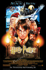 Posters Usa - Harry Potter Sorcerer's Stone Movie Poster Glossy Finish - Mov211