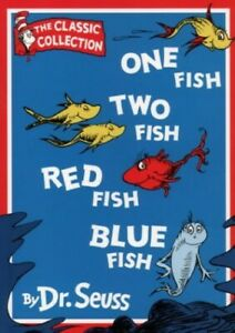 One Fish, Two Fish, Red Fish, Blue Fish (Dr. Seuss Cl... by Seuss, Dr. Paperback