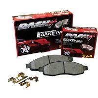 Dash4 MD813 Semi-Metallic Brake Pad