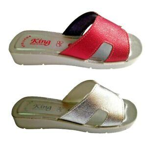 Pantofole donna aperte ciabatte estive eleganti 36 37 38 39 40 41 pianelle mare