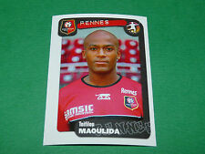 N°318 MAOULIDA STADE RENNAIS RENNES PANINI FOOT 2005 FOOTBALL 2004-2005