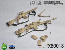 COO Models 1/6 M14DMR Sand and M14A1 Short Sand Set