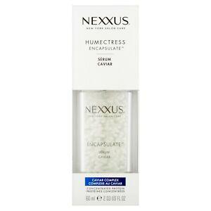 NIB Nexxus Humectress Encapsulate Serum Caviar Complex 2.03 fl oz