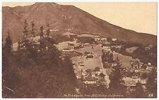 1910 Mill Valley, California - Marin County - Vintage Historic Postcard