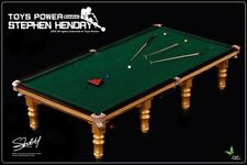 """Toys Power 1/6 Scale Snooker Pool Table Set Fit for 12"""" action figure USA SHIP"""