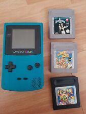 Nintendo Game Boy Color inkl. 3 Spiele