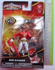 Brand NEW Power Rangers MegaForce Red Ranger (Item #35101)