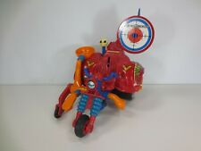Vtg Madballs Mad Roller Cycle Rollercycle Head Popping 1986