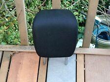 2007-2008 SUZUKI SX4 OEM REAR BACK SEAT HEAD RESTS HEADRESTS BLACK CLOTH