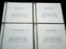 4CD-SET: SIMPLY CLASSICAL CHILLOUT - Vol. 1,2,3,4 -ESSENTIAL RELAXING CLASSICS