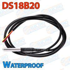 DS18b20 Waterproof - Sensor de Temperatura sumergible - Arduino Electronica DIY