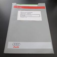 Audi A4 B5 Typ 8D Werkstatthandbuch Bremsanlage / Bremsen / ABS Stand 11/1997