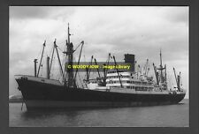 rp00594 - Blue Funnel Cargo Ship Dardanus , built 1957 - photo
