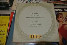 N. GOGOL THE MARRIAGE LP Mint- MEAOANR 14247 Vinyl  Record