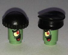 SPONGEBOB Lego Plankton Cop and Robber custom NEW