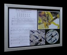 MUSE Sing For Absolution LTD MUSIC CD QUALITY FRAMED DISPLAY+EXPRESS GLOBAL SHIP
