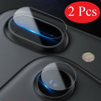 2Pcs Back Camera Lens Tempered Glass Screen Protector Film for iPhones X XS Max