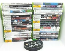 Xbox 360 Games Bundle x 49 - Lego, Halo, Minecraft, Terraria, Turok, TMNT,  PGR