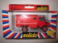 Mercedes unimog ambulance - solido 2133