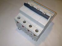 HAGER MC 410A C 10 10 A 4 POLOS 433771 MAGNETOTERMICO CIRCUIT BREAKER ***