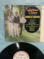 Sounds Of Sunshine - The Best Years of our Lives - Vintage Vinyl Lp