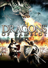 Dragons of Camelot (DVD, 2015)
