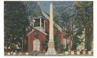 Postcard Christ Episcopal Church Dover DE
