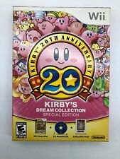Kirby's Dream Collection -- Special Edition (Nintendo Wii, 2012)