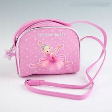 Style Princess - Shoulder Bag with Organza Bow and Shoulder Strap Ballet Dancer