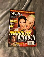 More details for buffy official collectible magazine us / canada vol 5 issue #15 oct / nov 2004