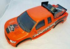 New Bright RC Ford F150 Raptor Baja Extreme Crawler Hard Body Shell Orange
