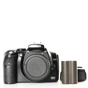 Canon EOS 300D Corpo